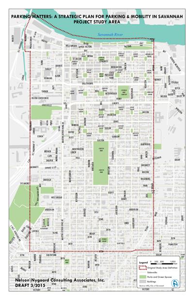 Parking Matters Study | Savannah, GA - Official Website on