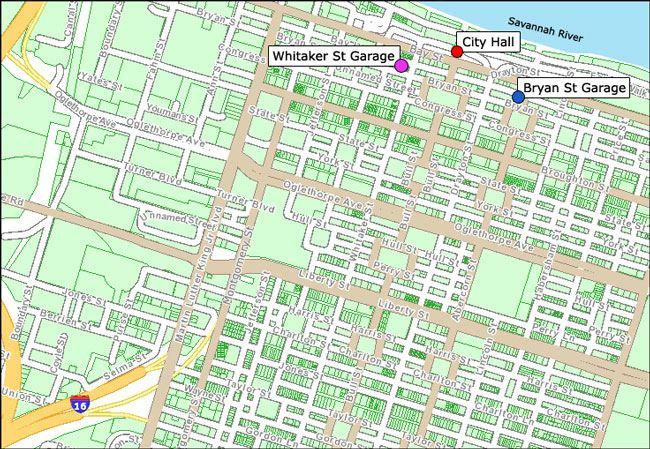 Directions & Parking   Savannah, GA   Official Website