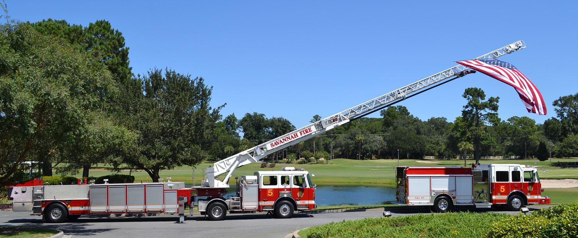 Savannah Fire & Emergency Services   Savannah, GA - Official Website
