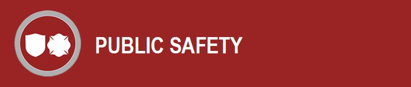 Public Safety header