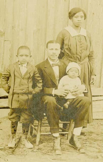 Unidentified Family Portrait, undated