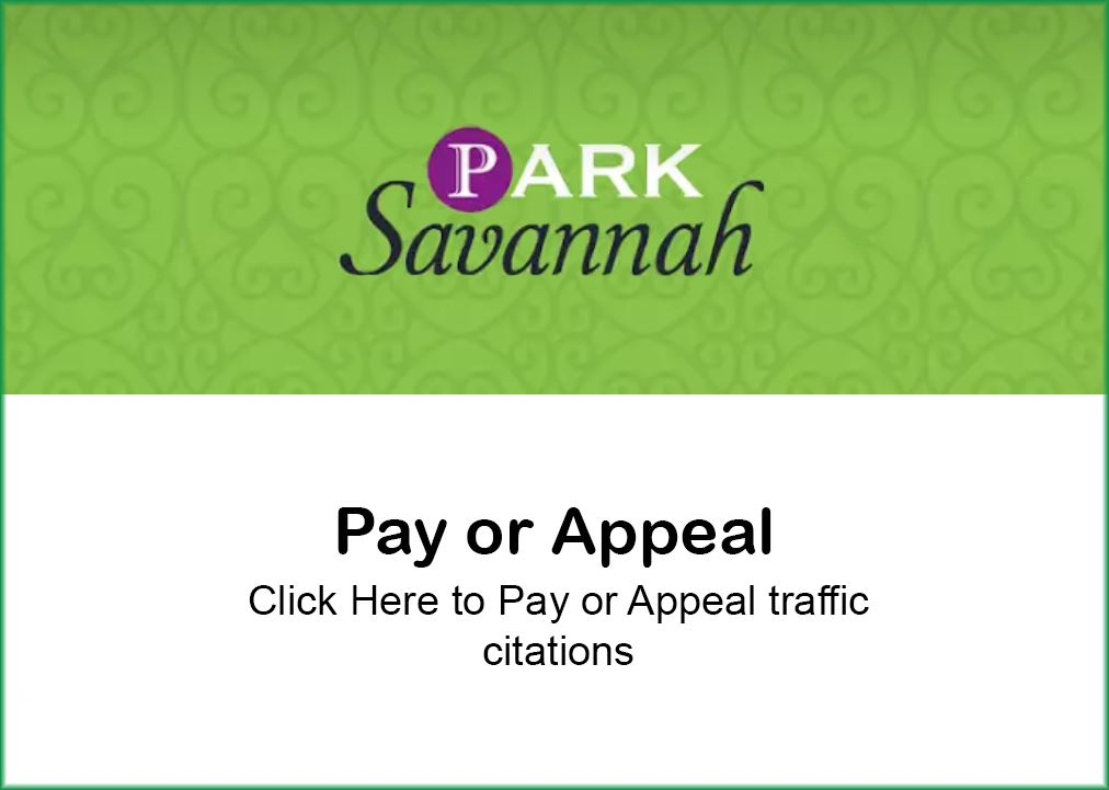 Pay or appeal citations