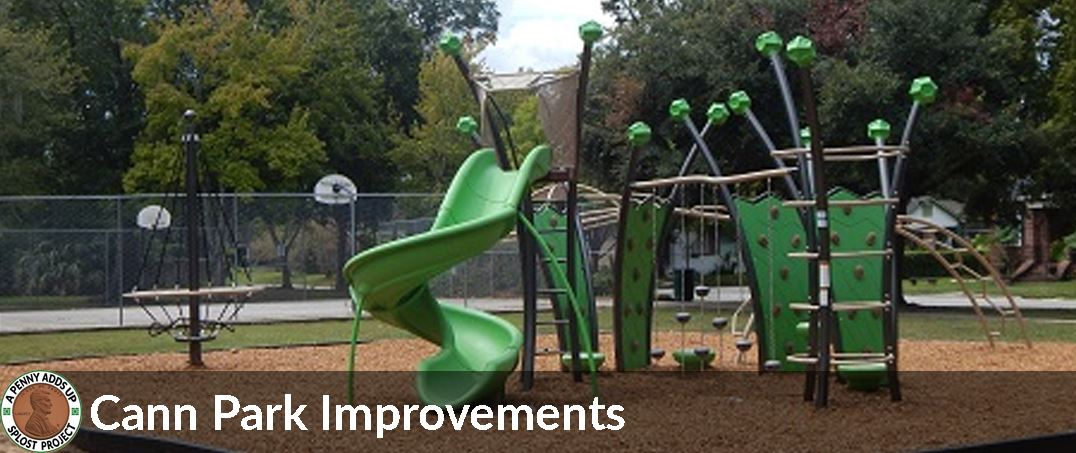 cann park improvements
