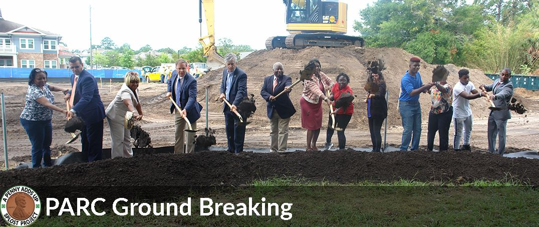 PARC ground breaking