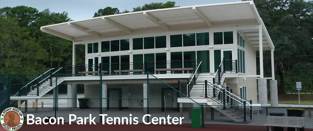 Bacon Park Tennis Center