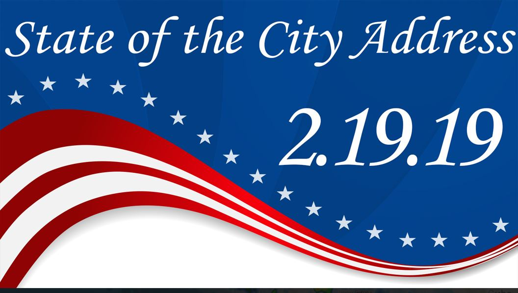 State of City Address 2019