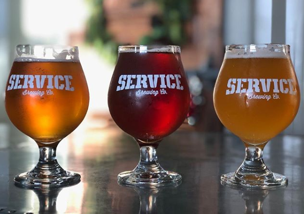 Service Brewing