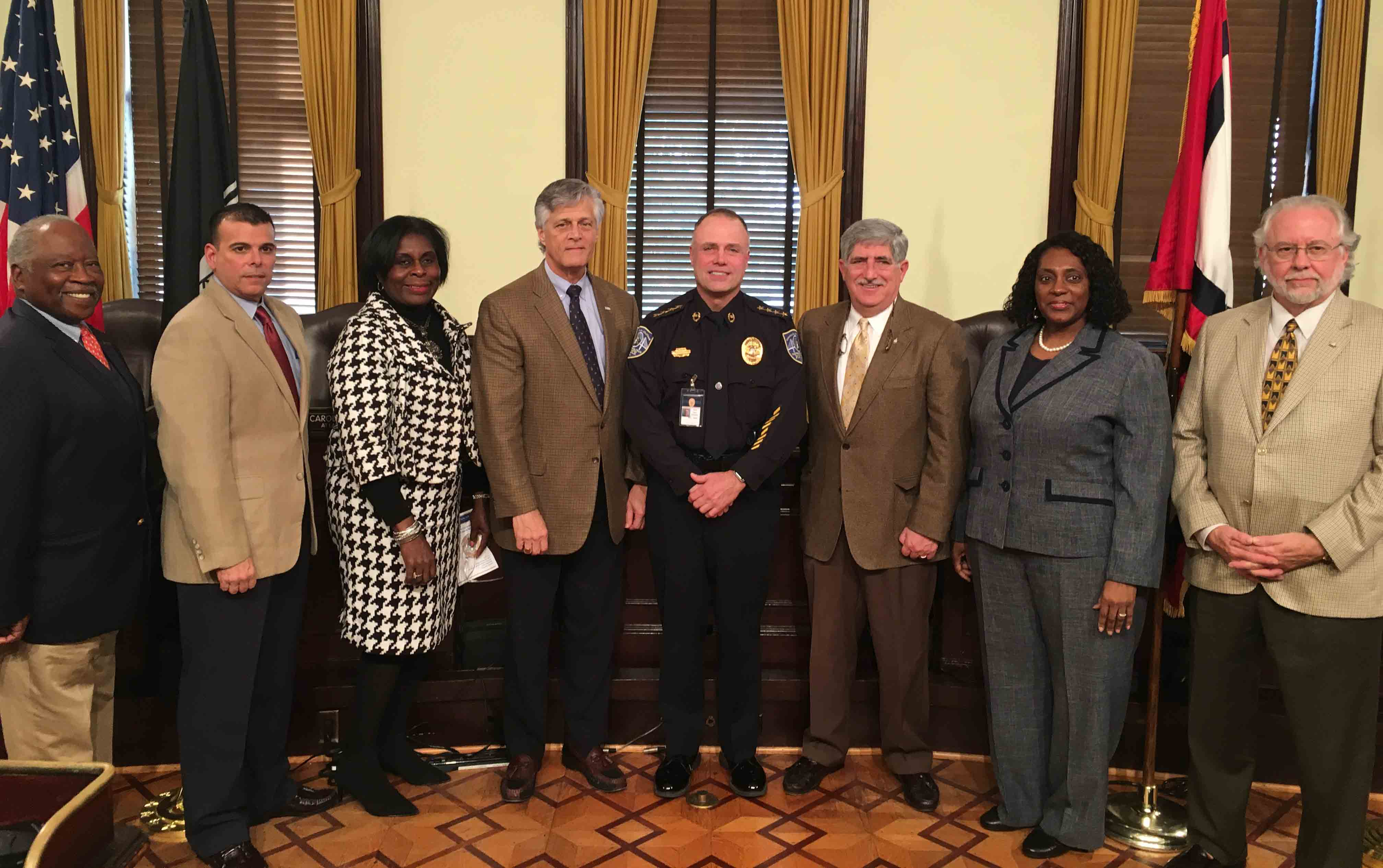Revenew with City Manager, Mayor and Aldermen