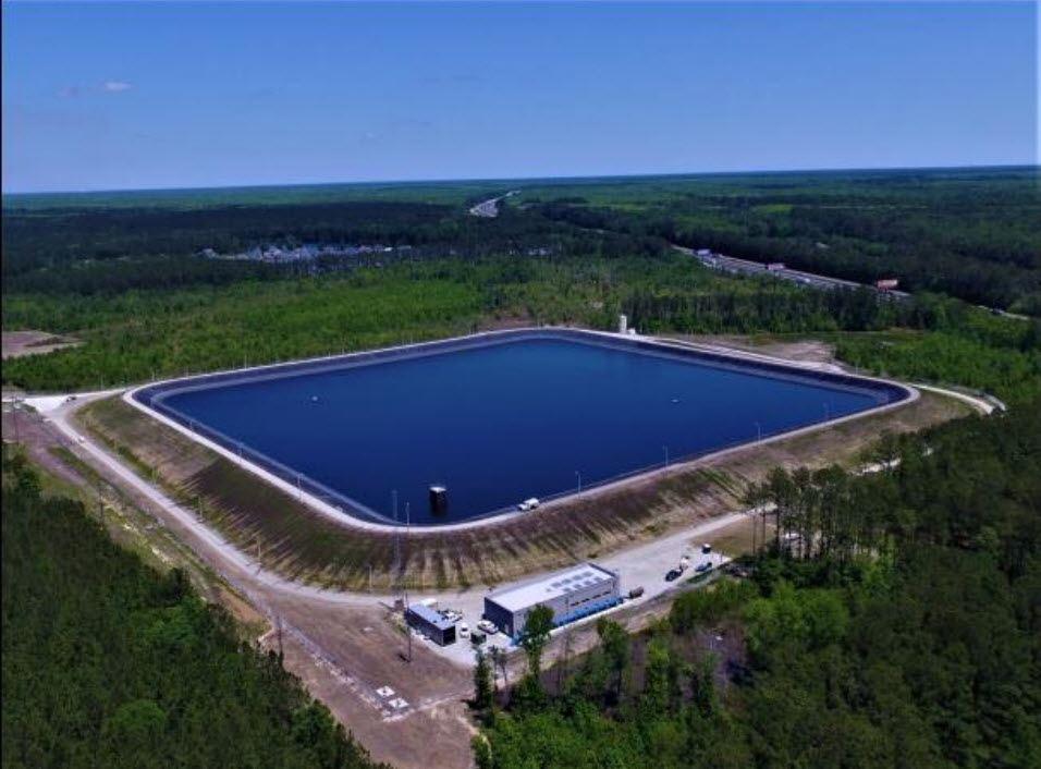 SHEP reservoir