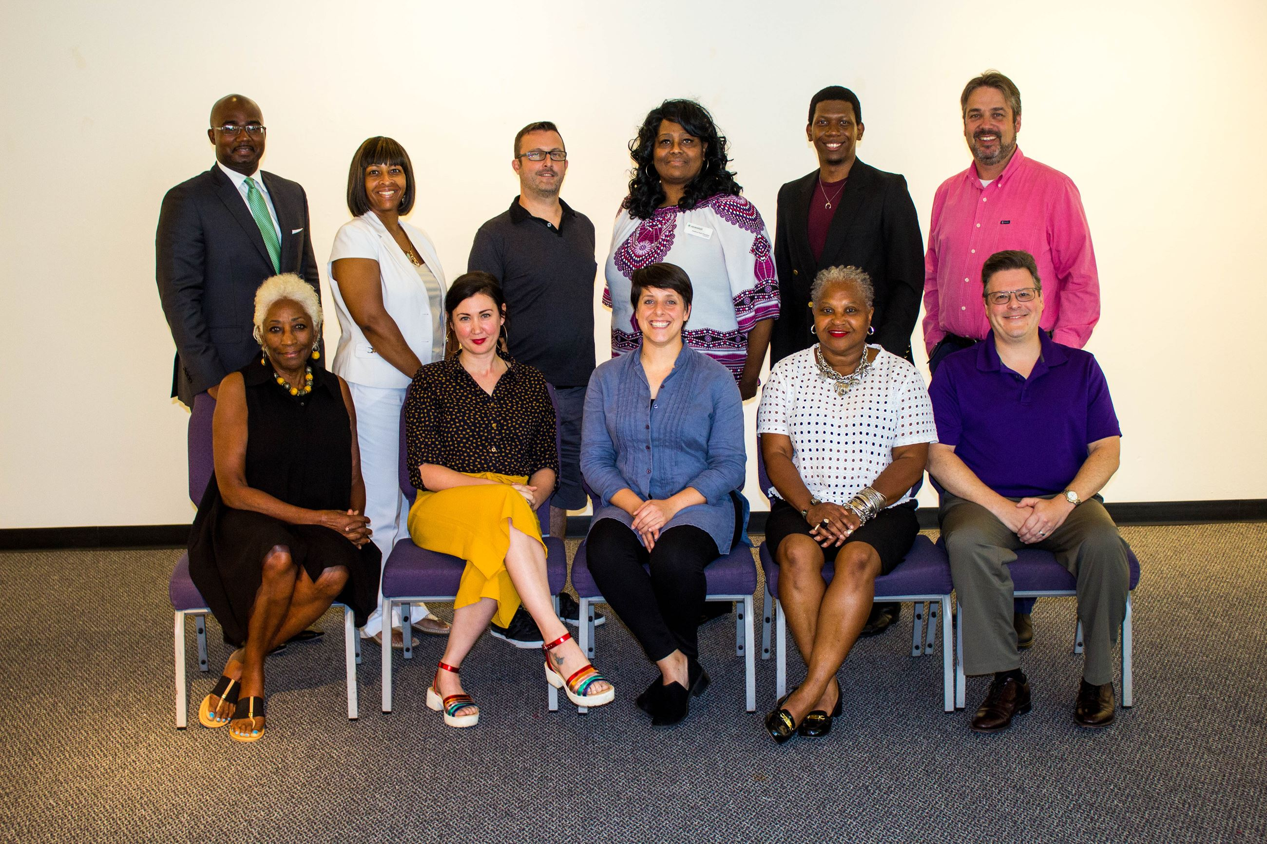 2018 Cultural Affairs Commissioners