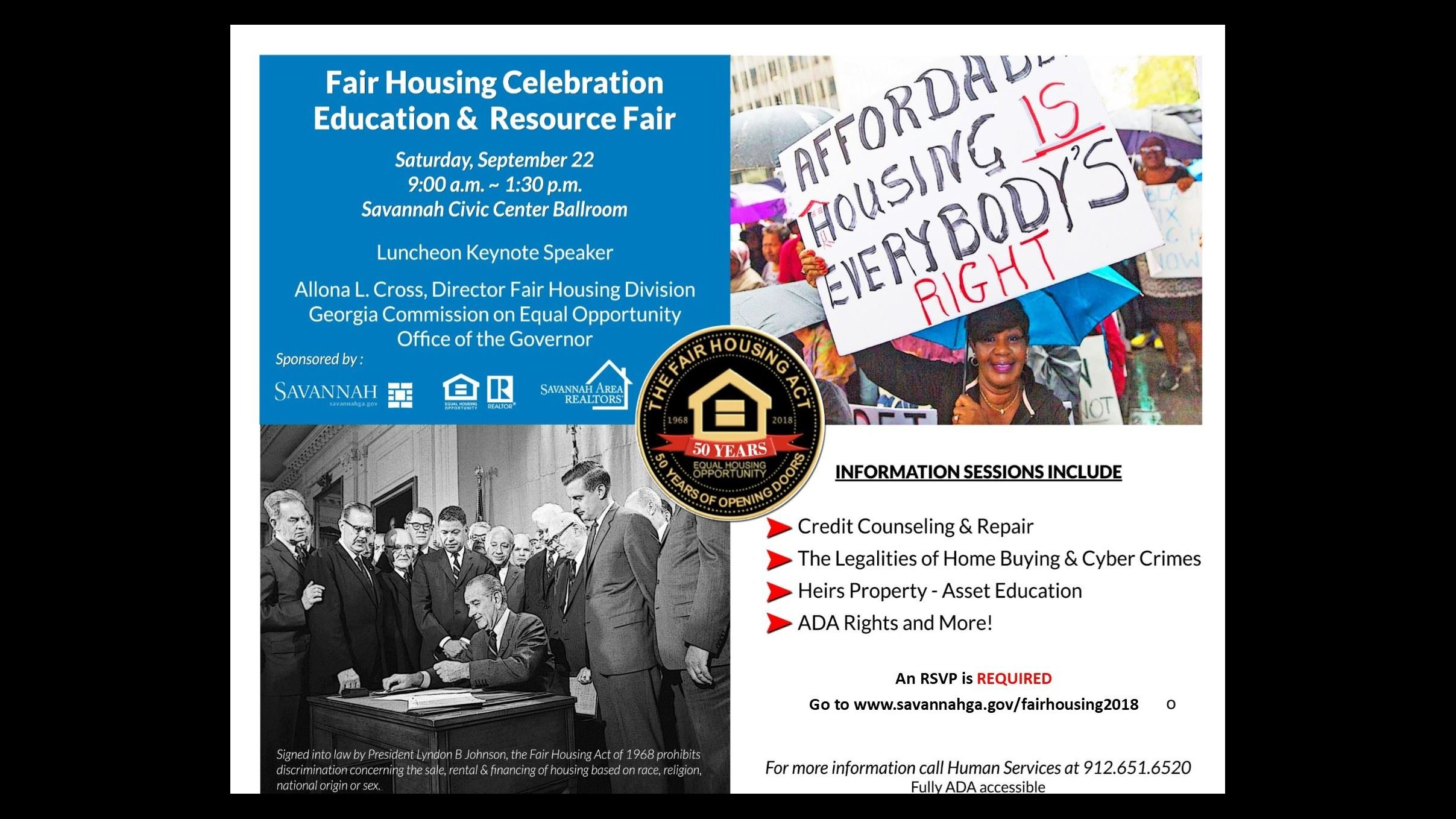 Fair Housing Celebrationinvite