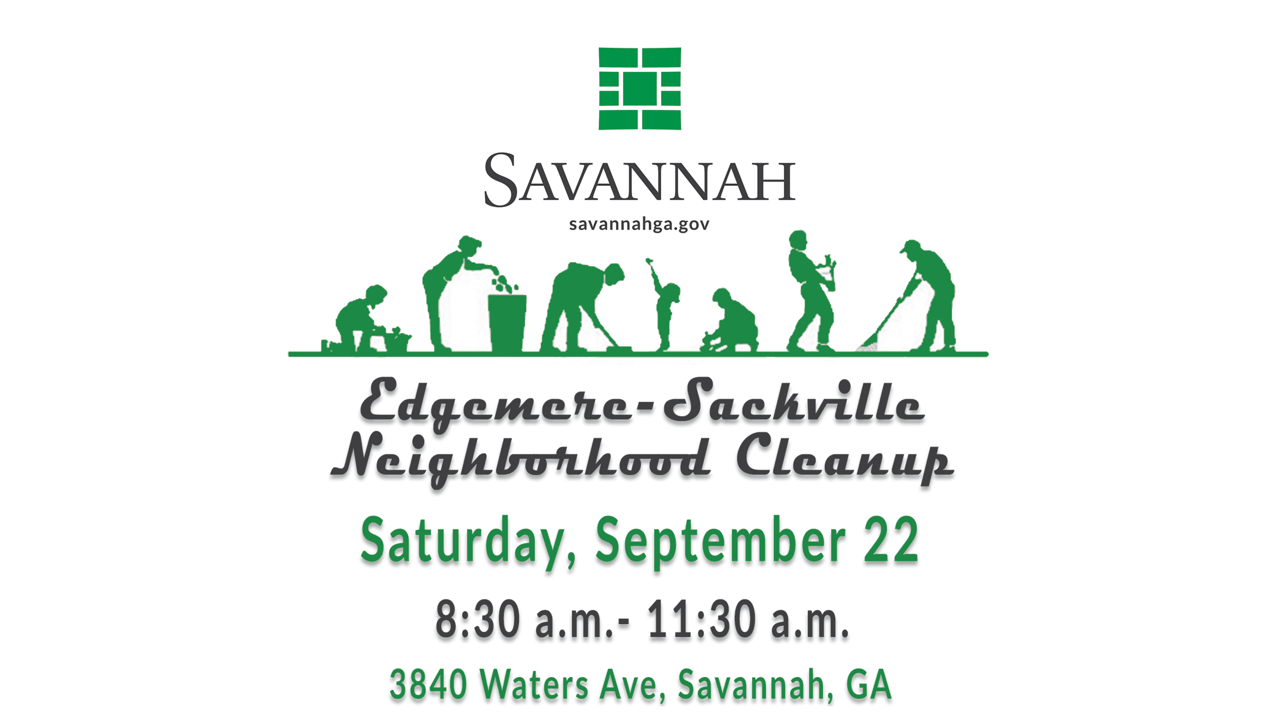 Edgemere Sackville Cleanup