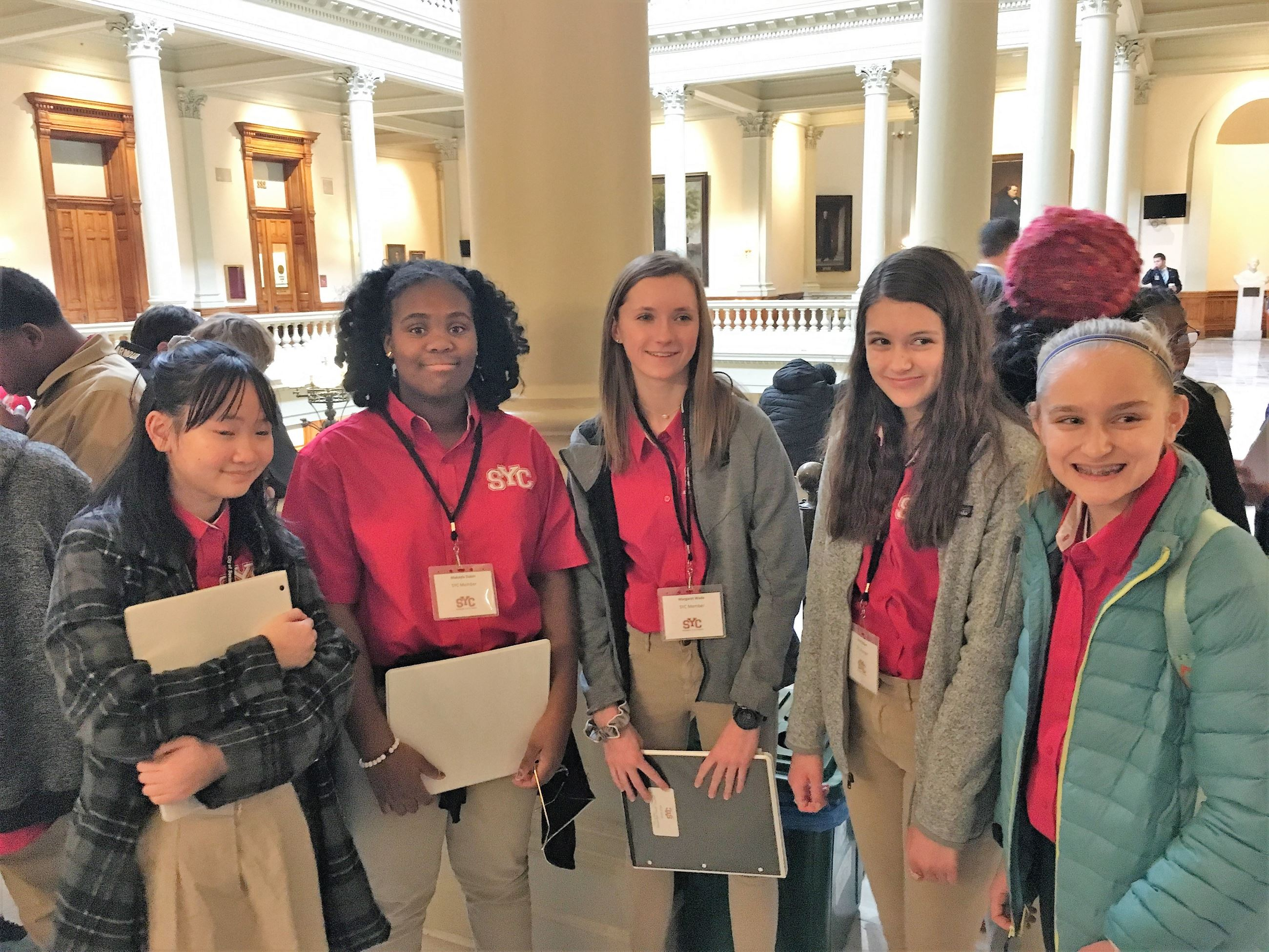 Touring the Georgia State Capitol