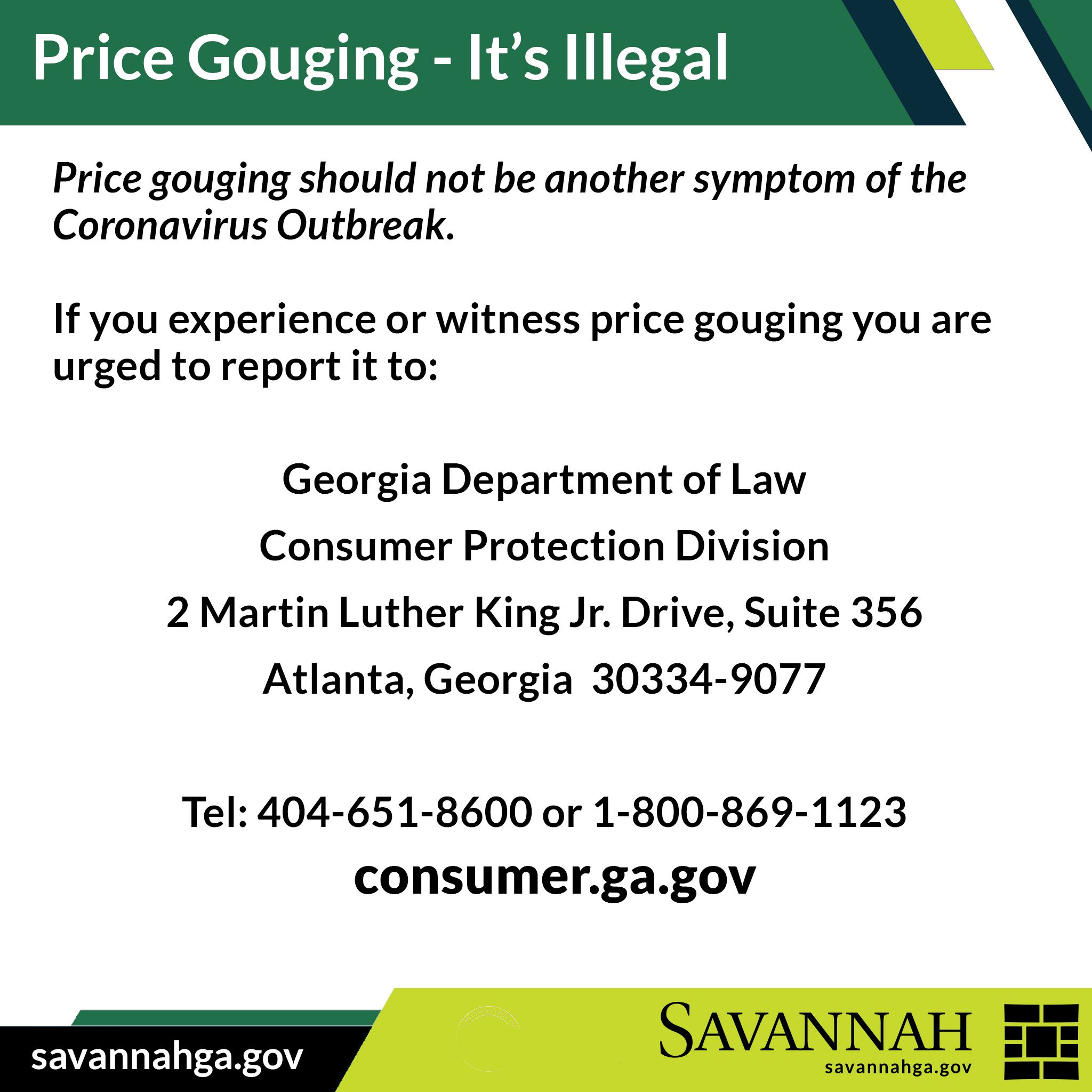 Price Gouging 03232020 Opens in new window