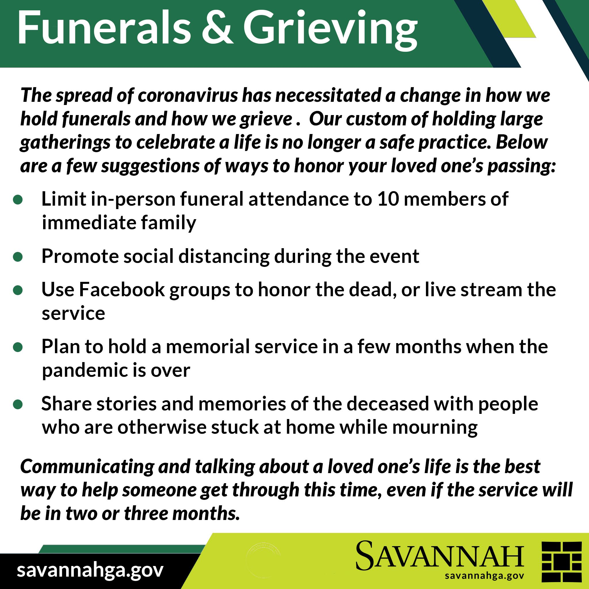 Funerals Grieving 03262020 Opens in new window