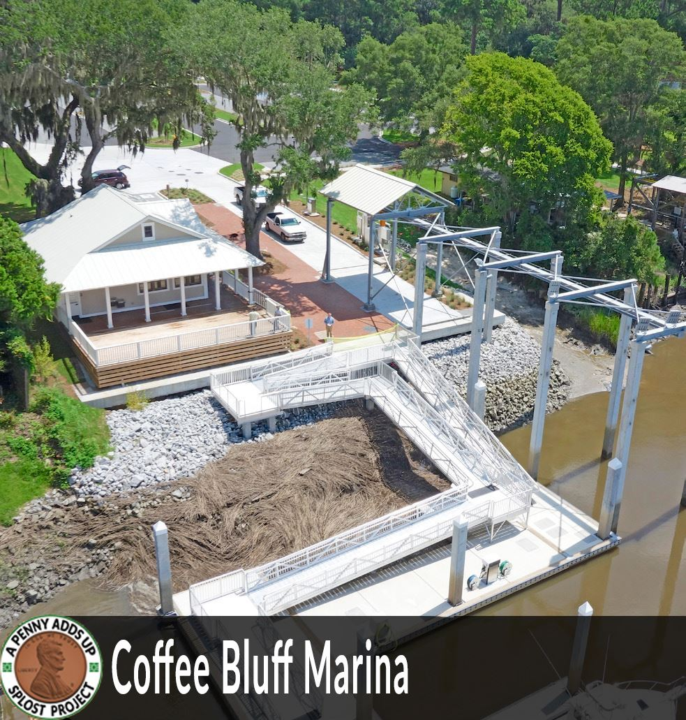 coffee bluff marina