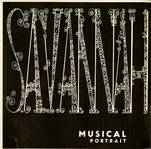 Savannah Musical Portrait
