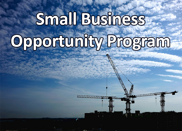 Small Business Opportunity Program