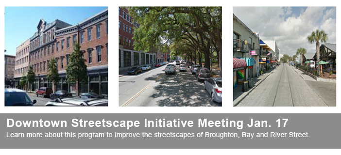 Downtown Streetscape Community Meeting