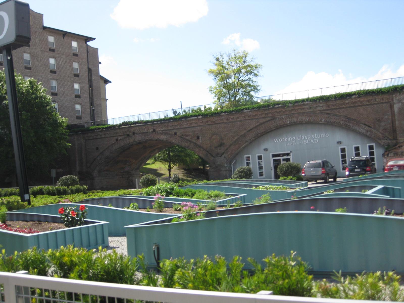 scad garden after