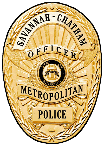 SCMPD Badge