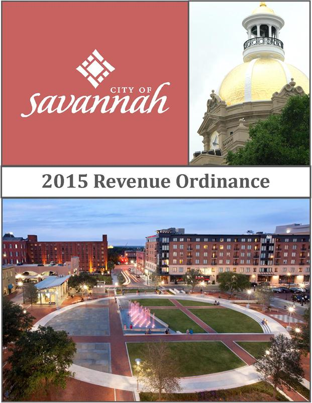 Revenue Ordinance